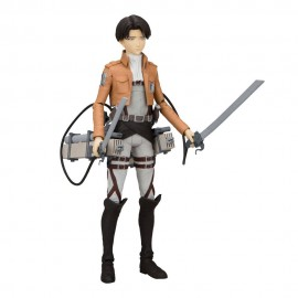 Figurine L'Attaque des Titans Color Tops Levi Ackerman