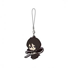 Strap en caoutchouc Bleach Capsule Rubber Mascot Rukia Kuchiki