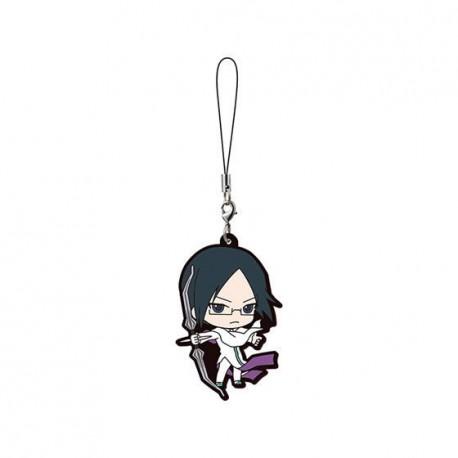 Strap en caoutchouc Bleach Capsule Rubber Mascot Uryû Ishida