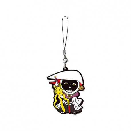 Strap en caoutchouc Bleach Capsule Rubber Mascot Mayuri Kurotsuchi