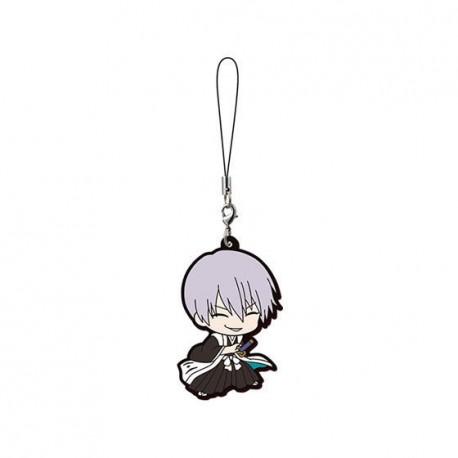 Strap en caoutchouc Bleach Capsule Rubber Mascot Gin Ichimaru