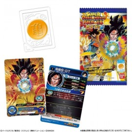 Carte + bonbon Super Dragon Ball Heroes Card Gumi 6