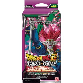 Special Pack Dragon Ball Super Card Game SP04 Colossal Warfare