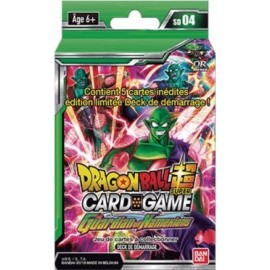 Starter Dragon Ball Super Card Game SD04 The Guardian Of Namekians