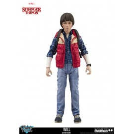 Action Figure Stranger Things Will