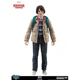 Action Figure Stranger Things Mike