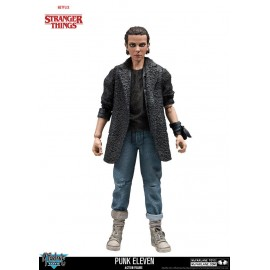 Action Figure Stranger Things Punk Eleven