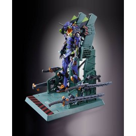 Figurine Neon Genesis Evangelion Diecast Metal Build EVA-01 Test Type