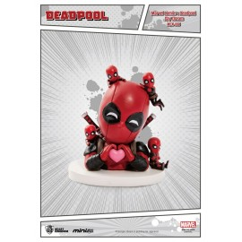 Figurine Marvel Comics Mini Egg Attack Deadpool Day Dream