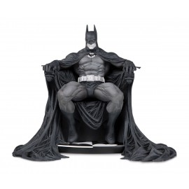 Statuette Batman Black & White Batman by Marc Silvestri