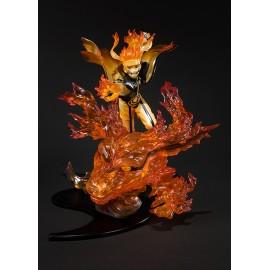 Figurine Naruto Figuarts Zero Kizuna Relation Naruto Uzumaki & Kurama