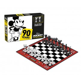 Jeu d'échecs Disney Mickey The True Original 90 Years