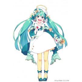 Figurine Hatsune Miku 2nd season Winter Version