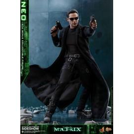 Figurine Hot Toys Matrix Movie Masterpiece 1/6 Neo