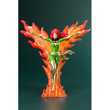 Figurine X-Men '92 1/10 ARTFX+ Phoenix Furious Power