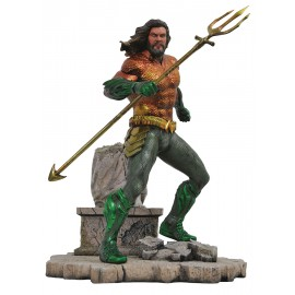 Statuette DC Movie Gallery Aquaman