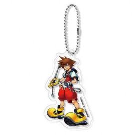 Porte-clés Disney Kingdom Hearts Acrylic Charm Sora