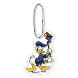 Porte-clés Disney Kingdom Hearts Acrylic Charm Donald