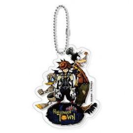 Porte-clés Disney Kingdom Hearts Acrylic Charm Halloween Town