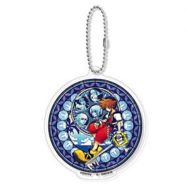 Porte-clés Disney Kingdom Hearts Acrylic Charm Kingdom Hearts