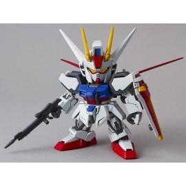 SD Gundam EX-Standard GAT-X105+AQM/E-X01 Aile Strike Gundam