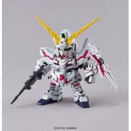 Maquette SD Gundam EX-Standard RX-0 Unicorn Gundam Destroy Mode