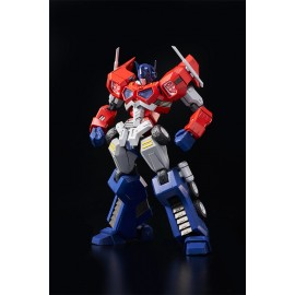 Maquette Transformers Furai Model Plastic Model Kit Optimus Prime Attack Mode
