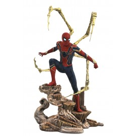 Statuette Avengers Infinity War Marvel Movie Gallery Iron Spider-Man