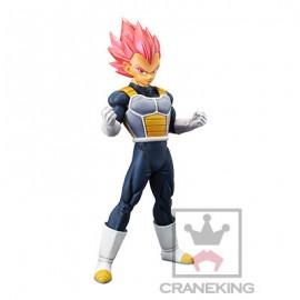 Figurine Dragon Ball Super Chokoku Buyuden Vegeta Super Saiyan God