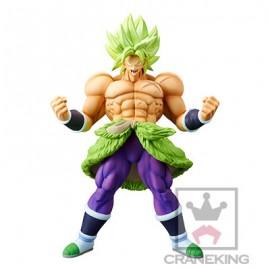 Figurine Dragon Ball Super Chokoku Buyuden Broly Super Saiyan Full Power