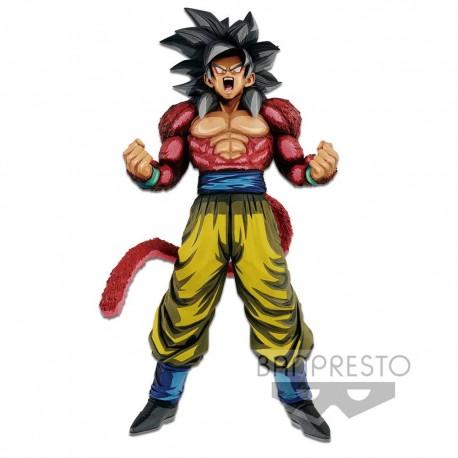 Figurine Dragon Ball GT Super Master Stars Piece Sangoku SSJ4 Manga Dimensions