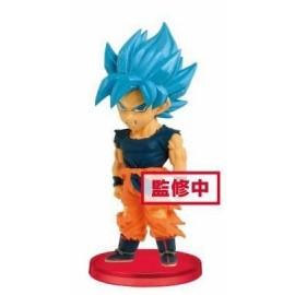 Figurine Dragon Ball Super Film Broly WCF Vol.2 Sangoku SSJ Blue