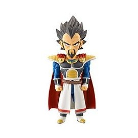 Figurine Dragon Ball Super Film Broly WCF Vol.2 Roi Végéta