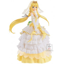 Figurine Sword Art Online Code Register EXQ Figure Alice Schuberg Wedding Version
