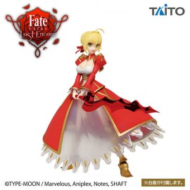 Figurine Fate/Extra Last Encore Saber Extra