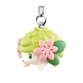 Porte-clés figurine Pokémon Sun & Moon Mascot 3 Shaymin