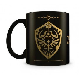 Mug Legend of Zelda Foil Hylian Shield