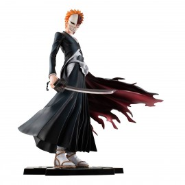 Figurine Bleach G.E.M. Series Ichigo Kurosaki 10th Anniversary Version