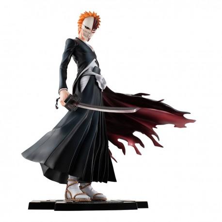 Figurine Bleach G.E.M. Series Ichigo Kurosaki 10th Anniversary Version