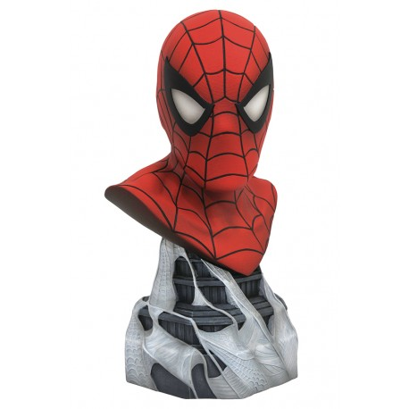 Buste Marvel Comics Legends in 3D 1/2 Spider-Man