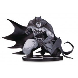 Statuette Batman Black & White Batman by Joe Madureira