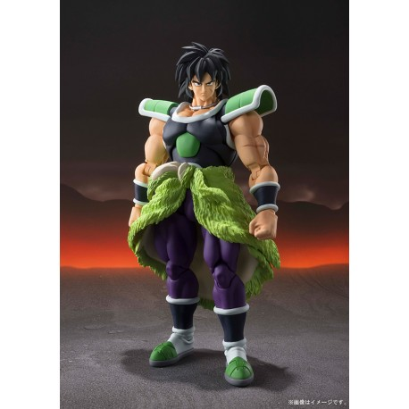 Figurine Dragon Ball Super Film Broly S.H. Figuarts Broly