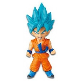 Figurine Dragon Ball Z WCF Série 6 Sangoku SSJ Blue