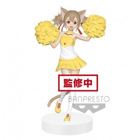 Figurine Sword Art Online Memory Defrag EXQ Hooray Love Cheers *PRECO*