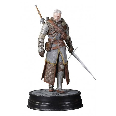 Figurine Witcher 3 Wild Hunt Geralt Grandmaster Ursine