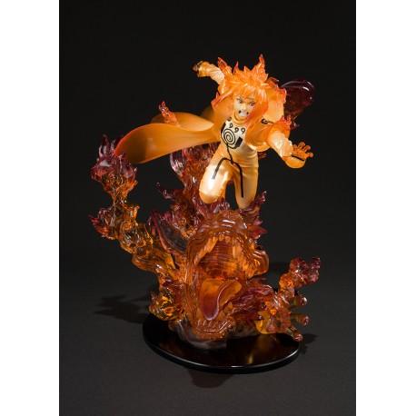 Figurine Naruto Figuarts Zero Kizuna Relation Minato & Kurama