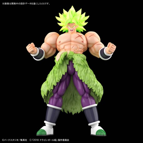 Maquette Dragon Ball Super Figure-Rise Standard Broly Full Power