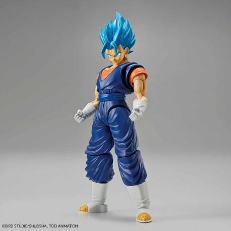 Maquette Dragon Ball Super Figure-Rise Standard Vegetto SSJ Blue