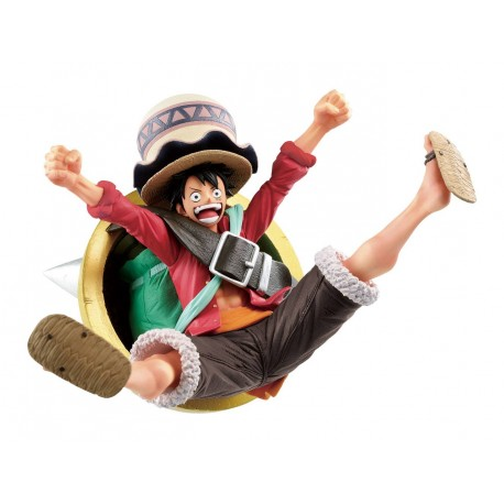 Figurine One Piece Film Stampede Ichibansho Monkey D. Luffy