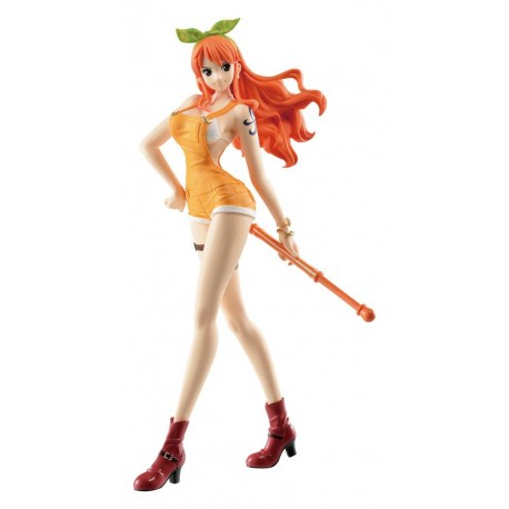 Figurine One Piece Film Stampede Ichibansho Nami
